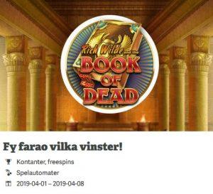 50 000 kr + hundratals freespins hos Paf!