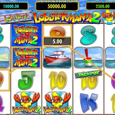 Lucky Larrys Lobstermania 2 Slots