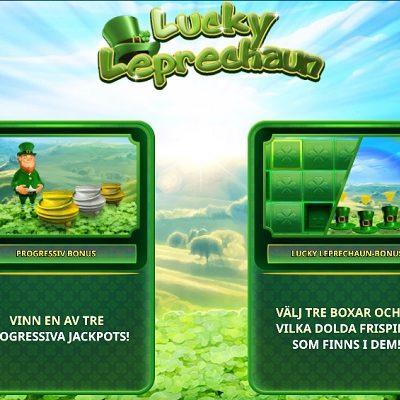 Lucky Leprechauns Slots