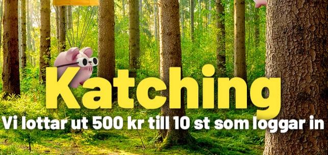 Logga in på SwedenCasino så kan du vinna 500 kr!