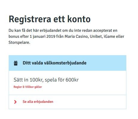 Registrera på Bingo.com så kan du tävla om jackpottvinsten på 22 milj. kr!