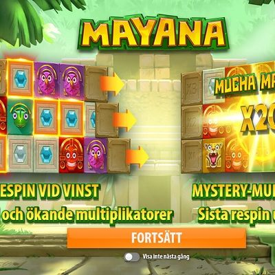 Mayana Slots