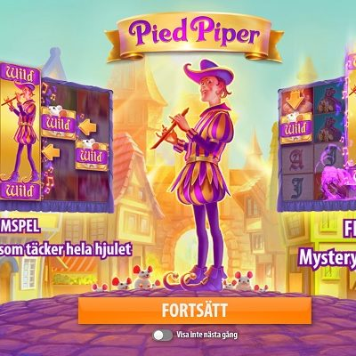 Pied Piper Slots