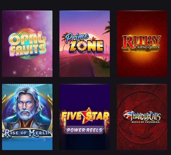 Spela nya 13 spelsläpp på PlayGrand Casino!