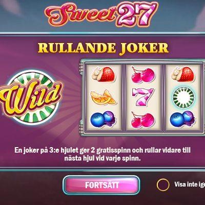 Sweet 27 Slots