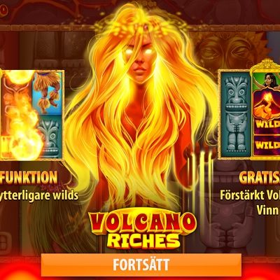 Volcano Riches Slots