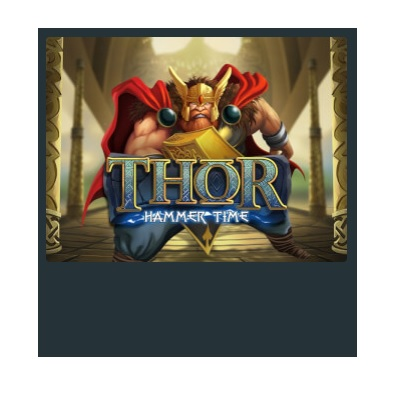 Spela Thor Hammer Time på Bingo.com!