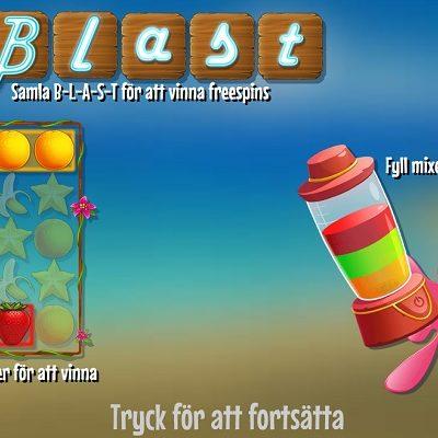Blender Blast Slots