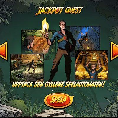 Jackpot Quest Slots