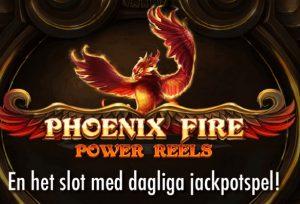 Ny het slot: Phoenix Fire