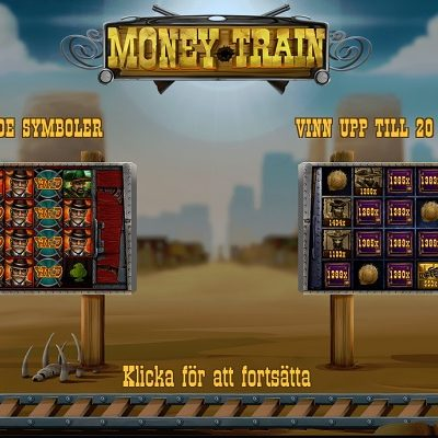 Money Train Slots