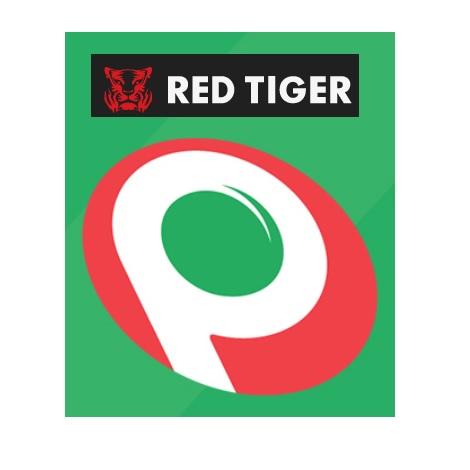 Ta del av Red Tiger och deras spelutbud nu på Paf!