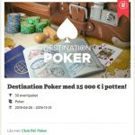 Tävla om pokerhelg på Åland nu på Paf Casino!