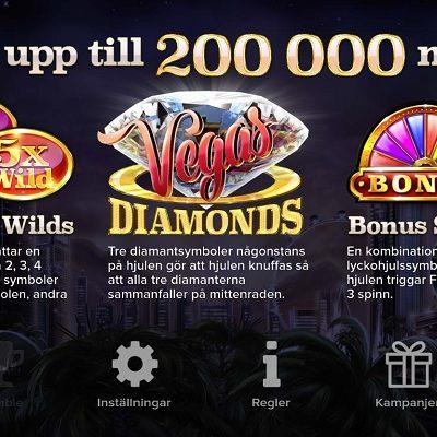 Vegas Diamonds Slots