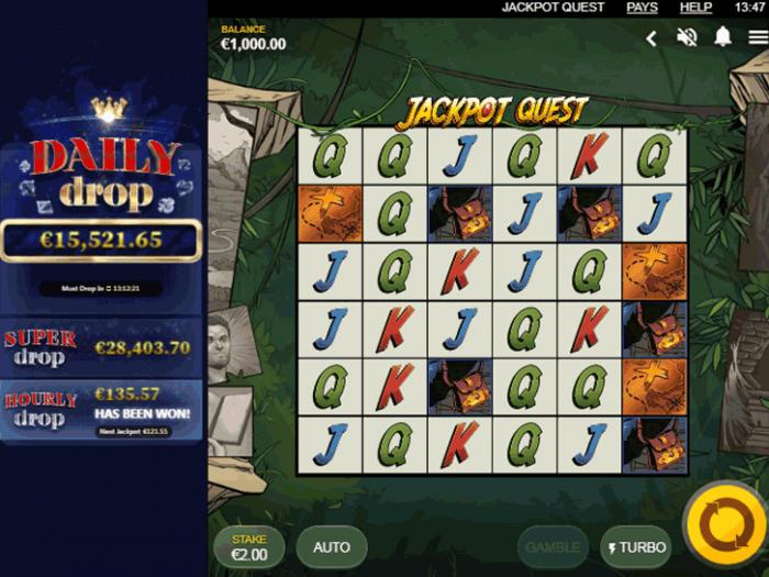 Jackpot Quest iframe