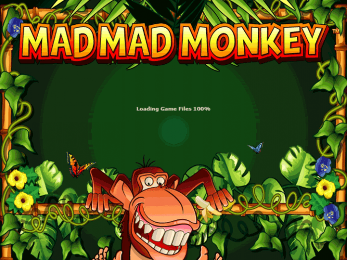Mad Mad Monkey iframe