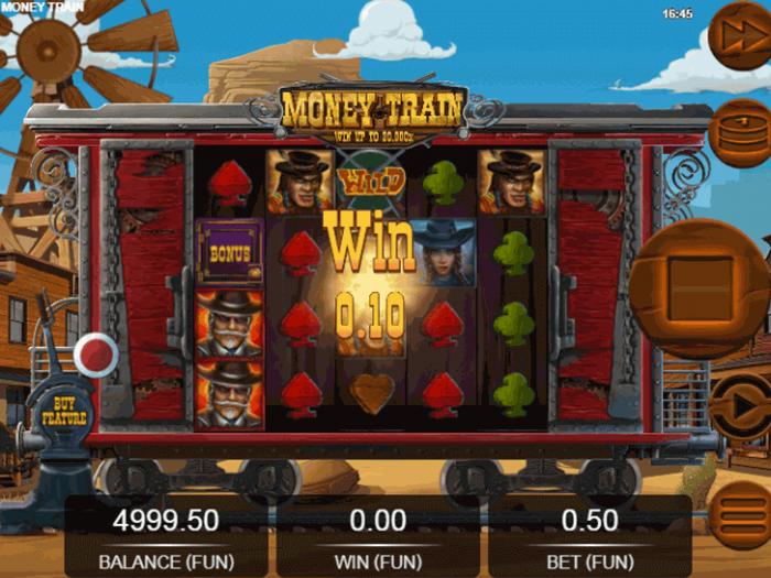 Money Train iframe