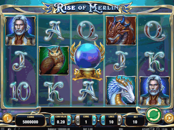 Rise of Merlin iframe