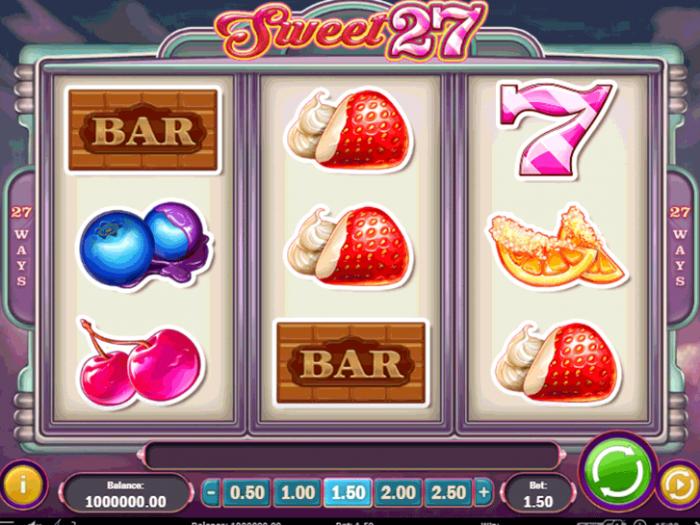 Sweet 27 iframe