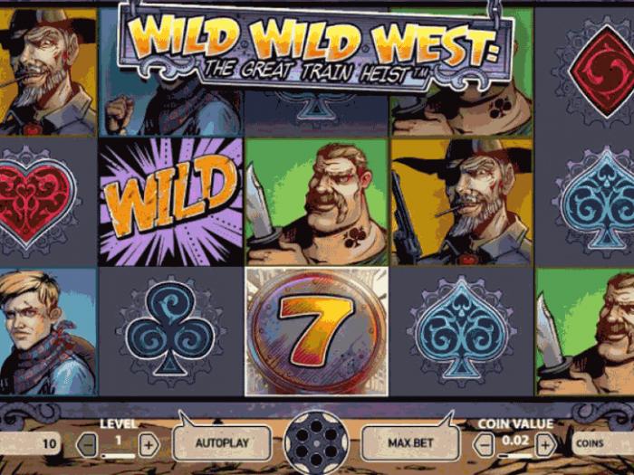 Wild Wild West iframe