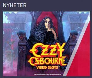 10 000x gånger insatsen - Ozzy Osbourne!